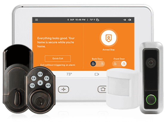 Vivint Home Security Equipment