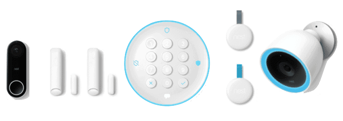 Nest Secure System