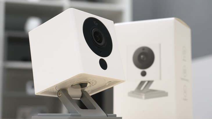 Wyze Cam and Box