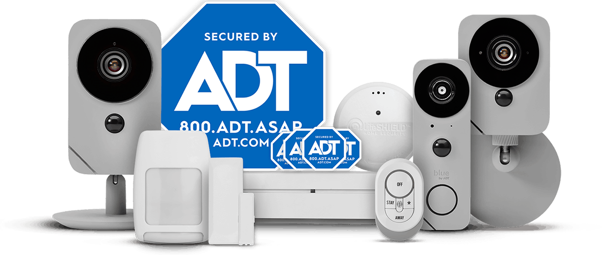 Blue by ADT Security