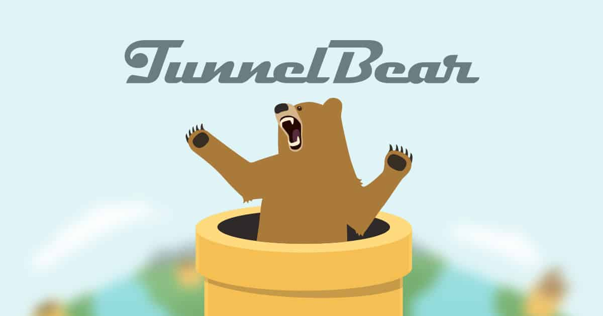 TunnelBear Header