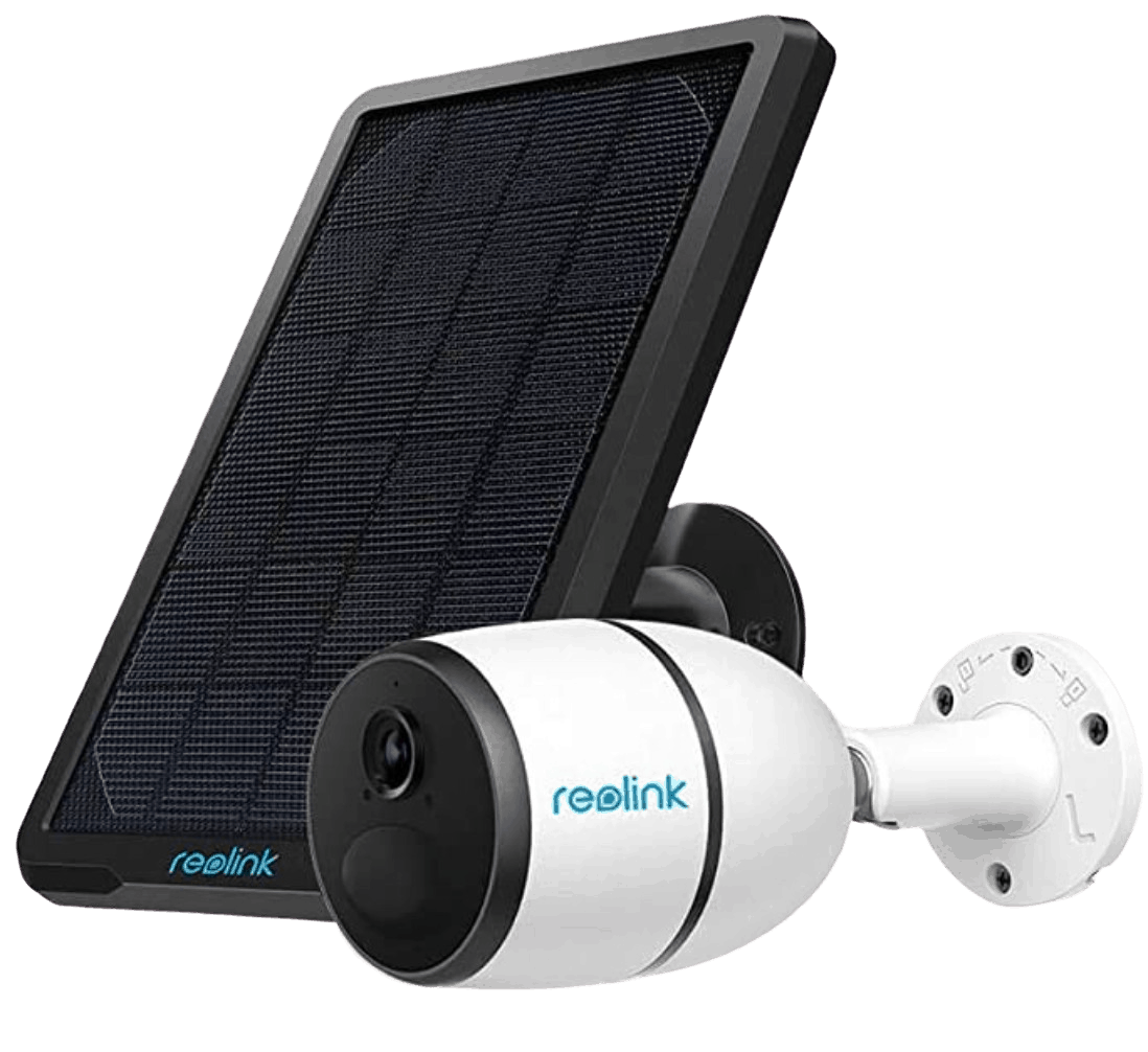ReoLink Go Solar Panel and Camera
