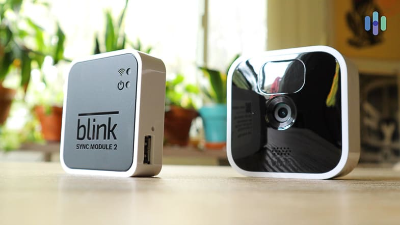 Blink Indoor Cam and Sync Module