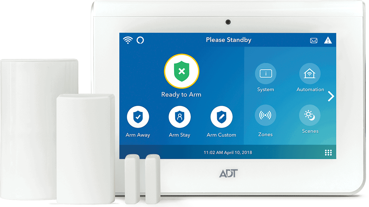 ADT Home Security System